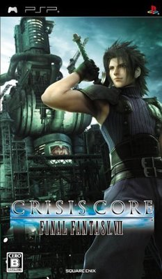 PSP Crisis Core Final Fantasy VII (緊急核心 太空戰士7 最終幻想7) 純日版 二手品