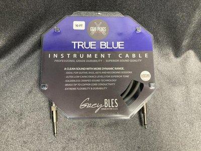 【成功樂器 . 音響】免運 美國大廠 G&H Plugs 藍標 True Blue 導線 無焊錫技術 樂器錄音 推薦使用