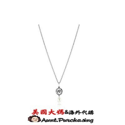 美國大媽代購 pandora 潘多拉 補夢網珍珠項鍊(90CM) 925 Charms 美國正品代購