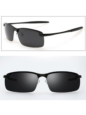 《 J.ST 》Chic x Trend 時尚酷帥方形偏光抗UV400司機駕駛墨鏡太陽眼鏡鏡框【RO3043】附鏡盒鏡布