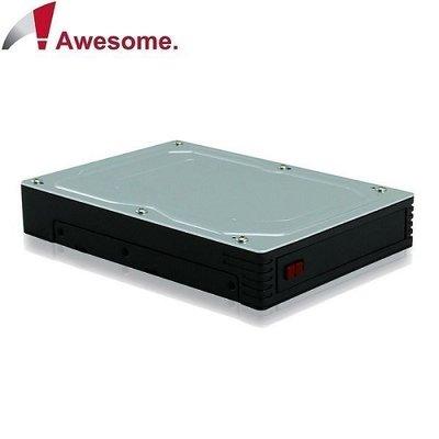 """@淡水無國界@ Awesome AWD-MRA263U3  2.5"""" to 3.5"""" 硬碟轉接盒(擴充外接USB3.0)"""