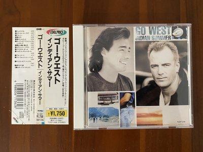 Go West 西行合唱團 Indian Summer 收錄電影麻雀變鳳凰 插曲
