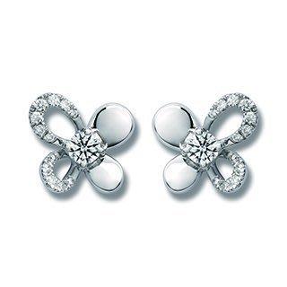 流當品 20分↑高等級天然鑽石 耳環 八心八箭 H&A 售GIA鑽石 綠彩鑽 緬甸A貨