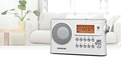 【用心的店】SANGEAN 山進 PR-D14USB 二波段 USB數位式時鐘收音機 公司貨 台北市