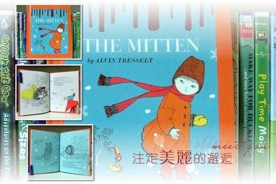 *【兒童英語讀本】*小pen外文童書的家~~The Mitten ~