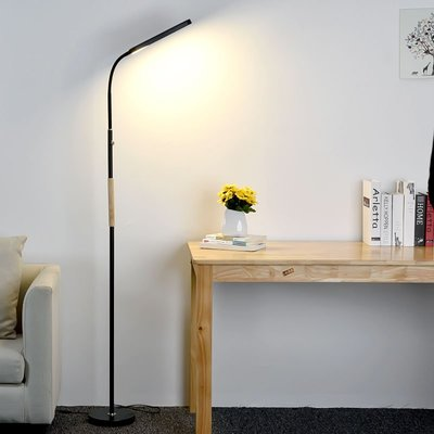 燈飾 照明 落地燈 補光燈 家具落地燈簡約現代遙控led護眼觸摸客廳臥室書房閱讀立式臺燈鋼琴燈