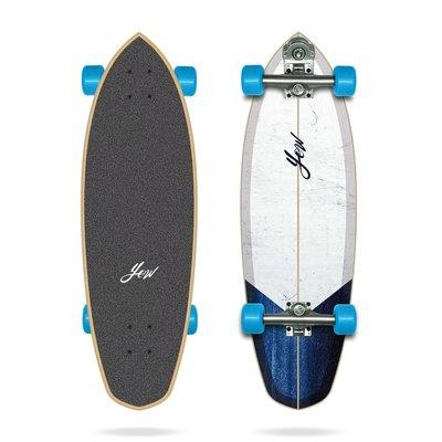 YOW 衝浪滑板 (長板/ 交通板) - RAPA NUI 32″ (整組) - LTS 現貨