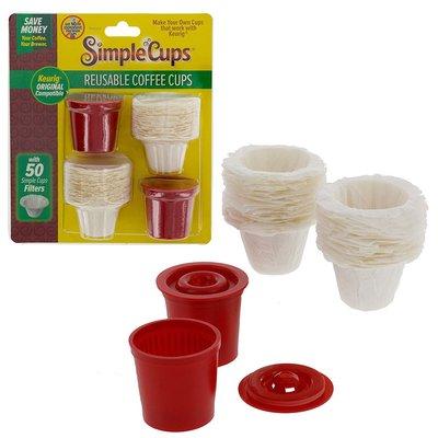 【Sunny Buy】◎預購◎ Simple cups 環保咖啡膠囊 Keurig K-Cup 專用 可重複使用