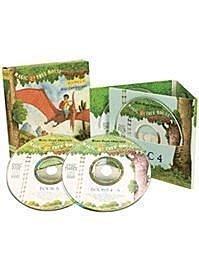 『大衛』神奇樹屋 原文CD 1-8集英文有聲書800