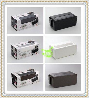 日本製  INOMATA 4830  電線收納盒   25cm