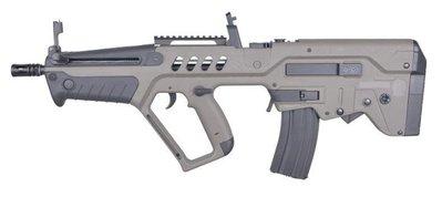 華山玩具三重館 開幕特惠 RAVEN CUIC007 TAR-21 ABS 電動槍 綠色