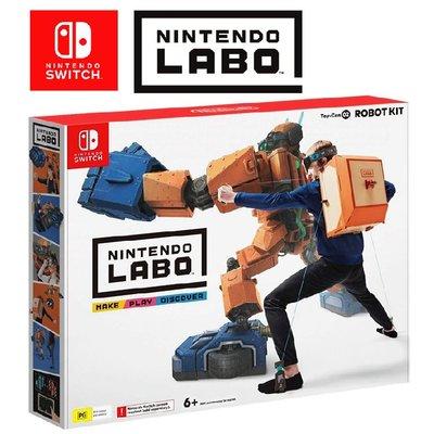 奇膜包膜 任天堂 Switch 實驗室 LABO Toy-Con02 ROBOT KIT 純日版
