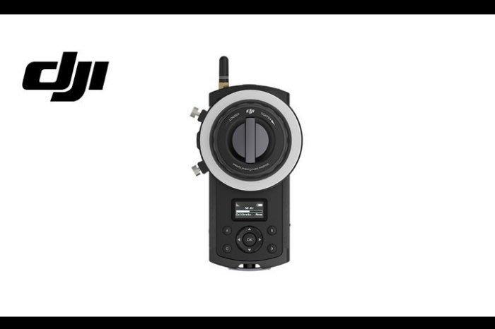 【 E Fly 】 DJI 大疆 無線跟焦器全套(鏡頭端+遙控器) 跟焦器 RONIN 手持雲台 INSPIRE 悟