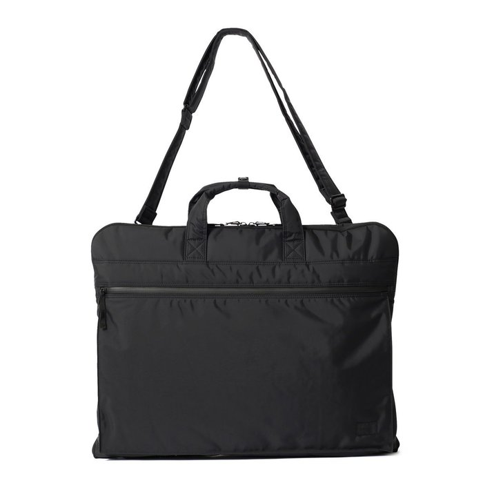 WaShiDa PLUS+【HEAD PORTER BLACK BEAUTY系列 隨身袋 衣著袋 公事包 】
