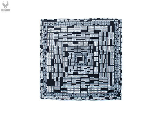 """[ LAB Taipei ] REMIX """" 16 A/W THIS IS A SCARF [ ONCLICK ]"""