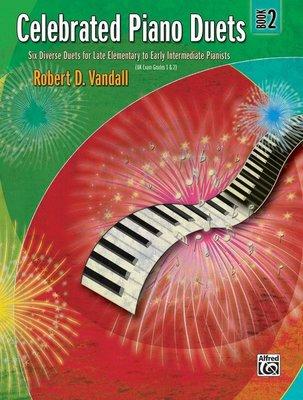 【599免運費】Celebrated Piano Duets, Book 2 Alfred 00-22532