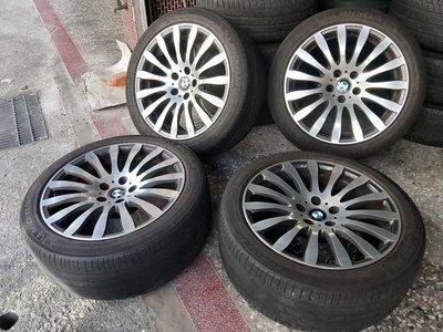 BMW E60 原廠190 鍛造19吋鋁圈..無前後配..E34 E38 E60..