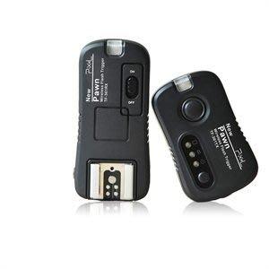 PIXEL Pawn TF-361 TF-362 無線快門+無線閃燈觸發器 2.4GHz For canon nikon