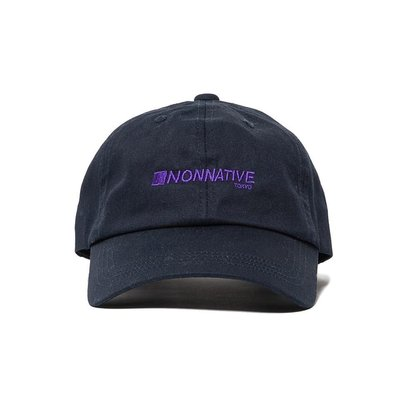 "20AW NONNATIVE DWELLER 6P CAP ""MS"" COTTON TWILL 全新正品公司貨 現貨 可刷卡分期"