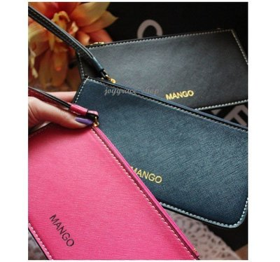 瑞絲小舖 ~M牌十字紋信封式薄型長款錢包 手拿包 手機包 零錢包 收納包 3色  ~~簡約百搭~