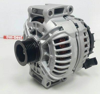 W211 W204 W203 原150A升級180A 發電機 OEM副廠 0124625023