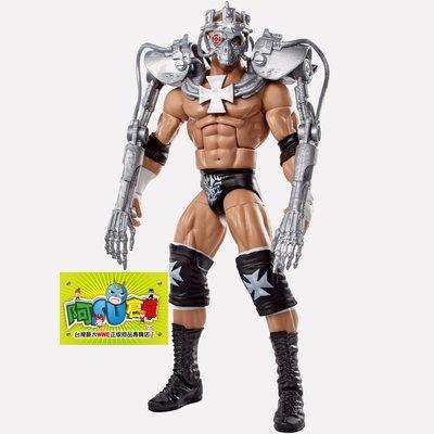 ☆阿Su倉庫☆WWE Triple H Elite 42 Action Figure HHH魔鬼終結者最新款人偶 熱賣中