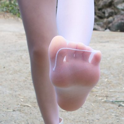 CD偽娘白色長襪女絲襪黑絲襪女裝加長大佬小寶黑白絲襪高個偽娘過膝美腿