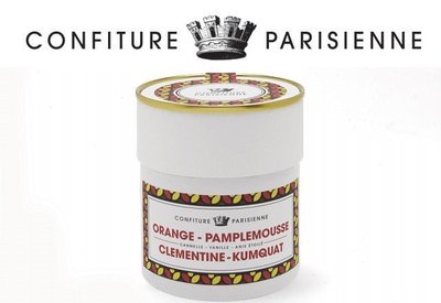 ☆Bonjour Bio☆ 法國 Confiture Parisienne 果醬抹醬 經典#4【柳橙葡萄柚柑橘金桔】