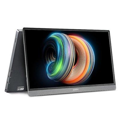AN-156W04K 15.6吋便攜式電腦螢幕 4K高清IPS顯示屏hdmi USB TYPE-C君君の店ZH99