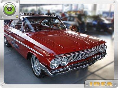 泰山美研社 D4488 1967 Chevy Impala 427 車系 前下巴 國外進口