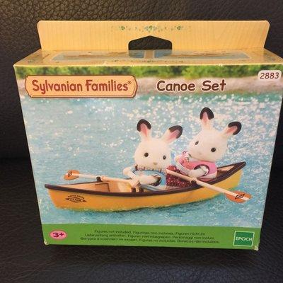 森林家族 Canoe Set 無娃娃