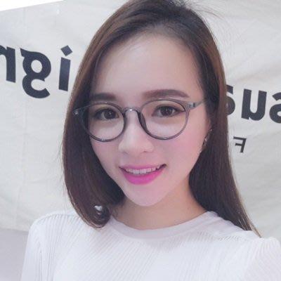 眼鏡 框 圓框 鏡架-時尚簡約百搭流行男女平光眼鏡4色73oe70[獨家進口][米蘭精品]