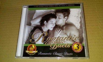 教唱VCD正版Romantic 西洋情歌 3  After All  I'm Your Angel 洪字櫃7
