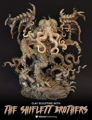 【布魯樂】《8月預購_9折》[美版書籍] 《Shiflett兄弟》雕塑作品藝術 (9781912843091)