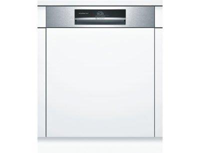 議價最便宜:Bosch 博世【SMI88TS01W】13人份 半嵌式沸石洗碗機(限區免運)另售SMI63M15TC
