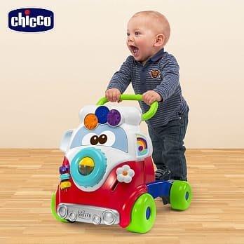 Chicco 歡樂皮皮助步車