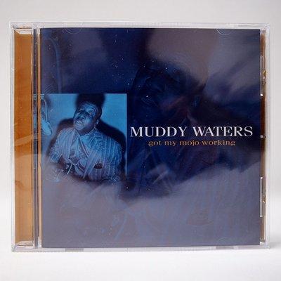 Muddy Waters Got My Mojo Working  藍調音樂 2000 CD 全新