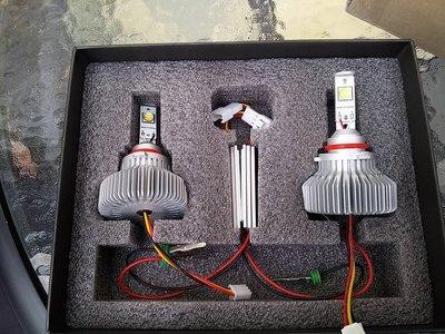 現代 ELANTRA 專用 韓國製造LED大燈燈泡組