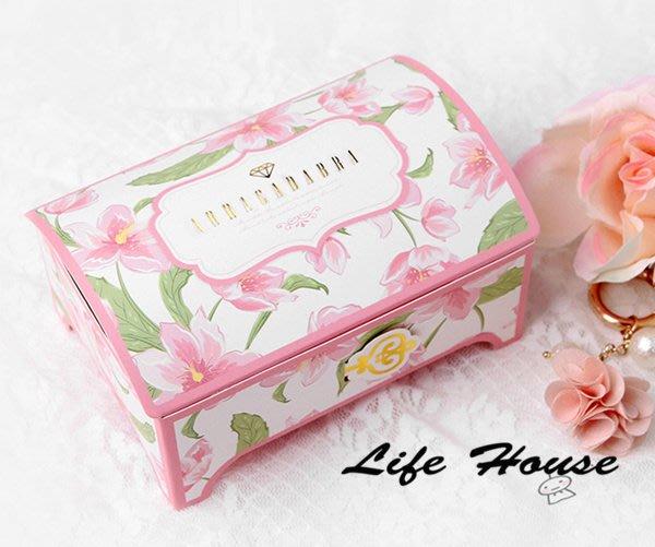 粉色紙盒 歐式紙盒  飾品盒 珠寶盒紙盒 禮品包裝盒 禮物盒 情人節禮盒  香水盒 彩妝盒 耳環飾品盒