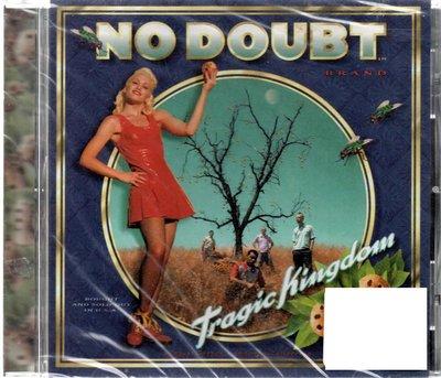 No Doubt 不要懷疑合唱團 Tragic Kingdom 全新 再生工場1 03