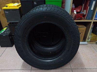 155R13 17年製造 登祿普 SP175 日本製 小貨車 發財車 威力 箱型車 二手 中古 輪 胎 一輪800元