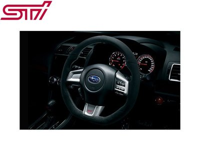 【Power Parts】STI STEERING WHEEL 方向盤 SUBARU LEVORG 2015-