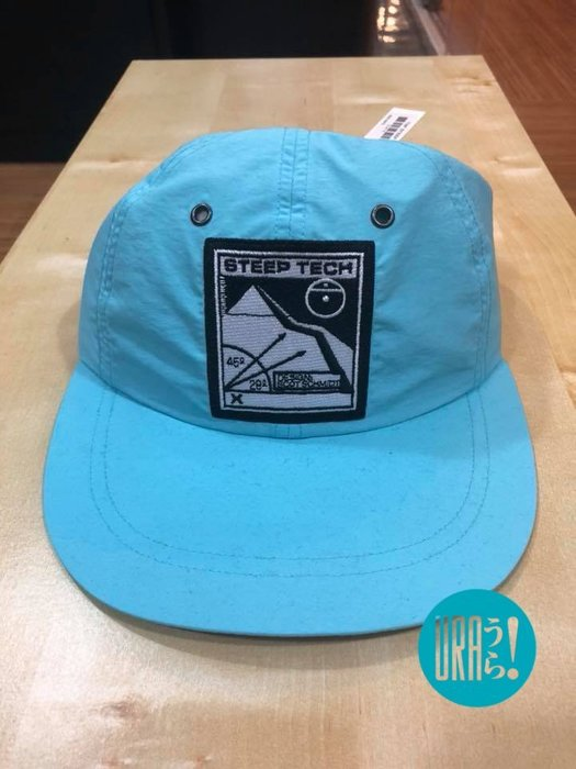 【URA 單一特價】Supreme x The North Face Steep Tech 6-Panel 雪山 老帽