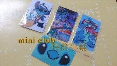mini club特飾小鋪**全新 日韓文具 Stitch史迪仔 Hello Kitty Keroppi 八達通卡貼保護貼 $8**