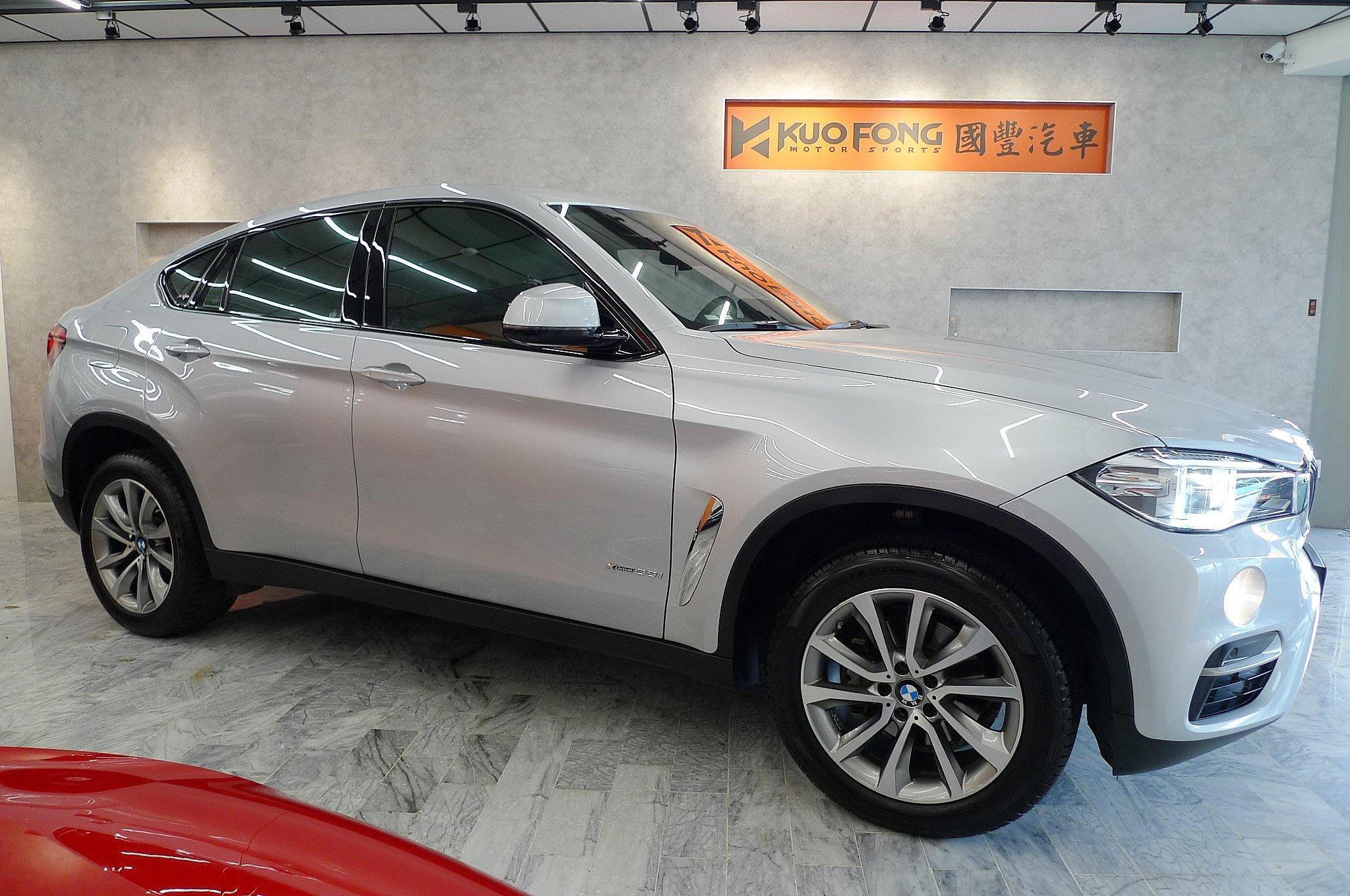 2015 BMW 寶馬 X6