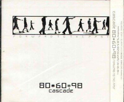 K - CASCADE - 80 * 60 = 98 - 日版 - NEW