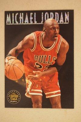 1993-94 SkyBox Premium Center Stage #CS1 Michael Jordan