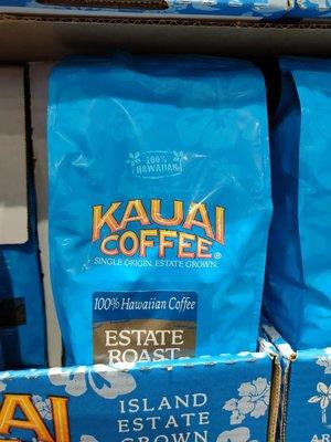 好市多COSTCO 代購商品~KAUAI 夏威夷咖啡豆 680g/包