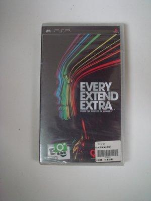全新PSP 全面毀滅 音樂爆破 英文版 EVERY EXTEND EXTRA