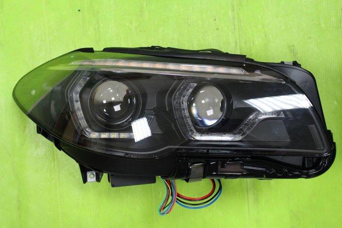 炬霸科技 車燈 F10 F11 大燈 頭燈 LED 導光 日行燈 HID AFS 520 523 528 535 M5